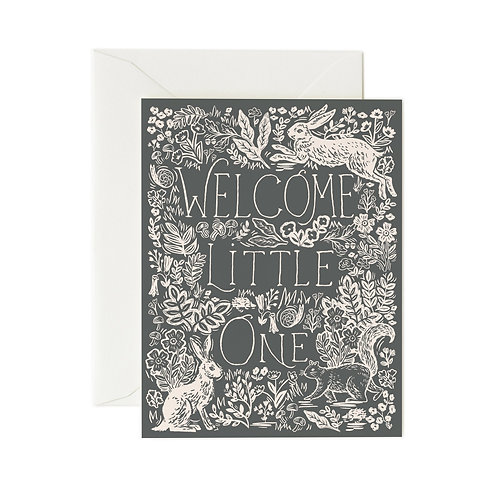Fable New Baby Card