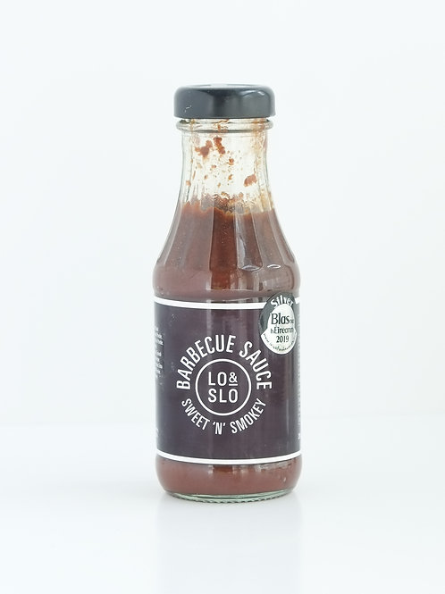 (2) Lo & Slo BBQ Sauce