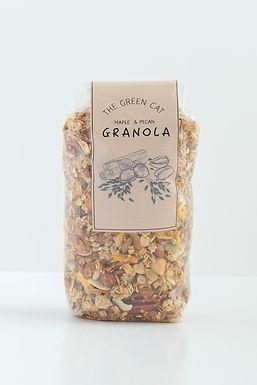 Maple & Pecan Granola