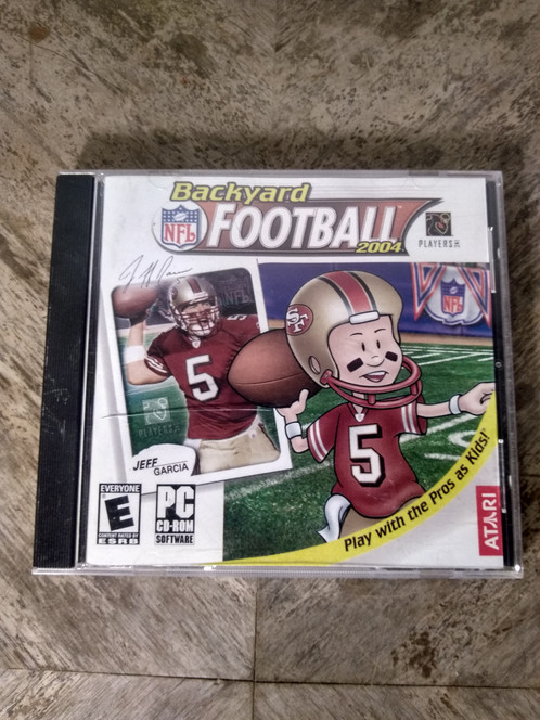 Backyard Football 2004 backyard football 2004 (pc)