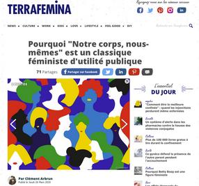 Terra Femina, interview