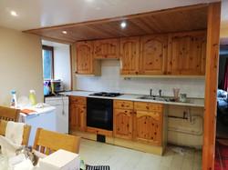 Luib House Before Image Kitchen
