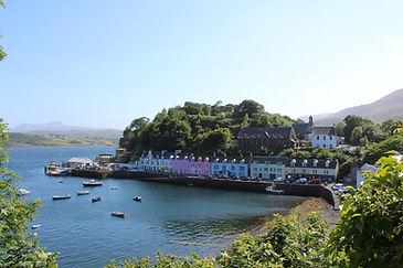 Portree Peir - Isle of Skye