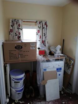 Luib House Before Image Utility Room