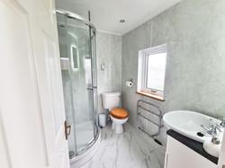 Luib House Isle of Skye, Scotland, Downstairs Bathroom