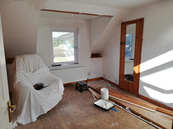 Luib House Before Image Bedroom