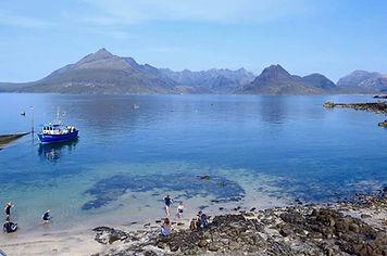 Elgol boat trips - Isle of Skye