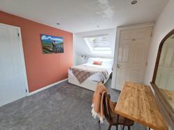 Luib House, Isle fo Skye Self Catering, Double ensuite bedroom