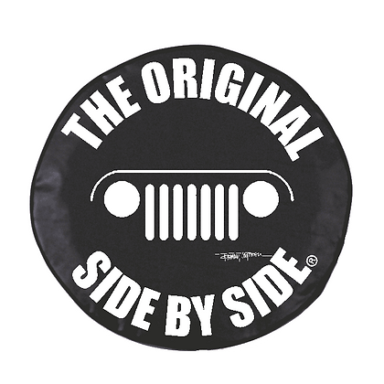 Jeep Grill Tire Cover Special