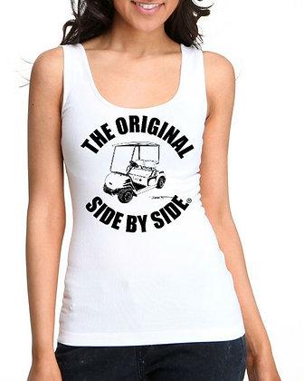 Golf Cart Womans Tank