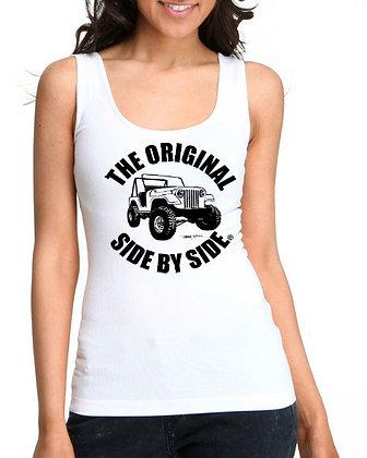 Beefy Jeep Woman's Tank Top