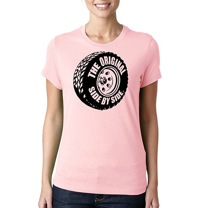 Pink Logo Woman's