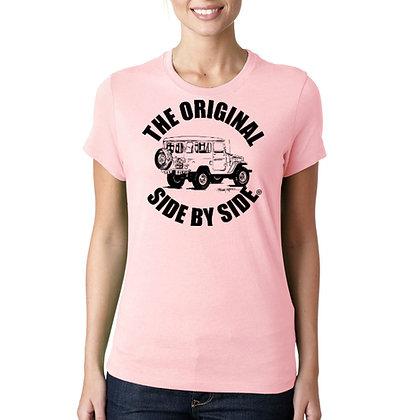 Pink LandCruiser Woman's