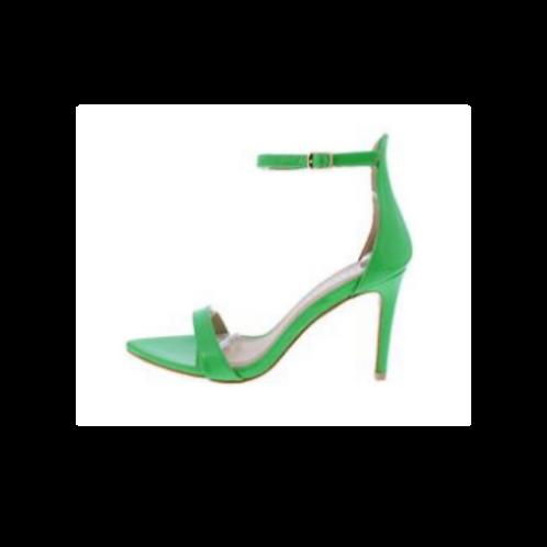 Karter9 Green Strap Heel
