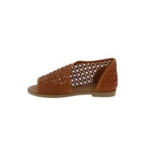 Hippie Chestnut Wrap Sandal