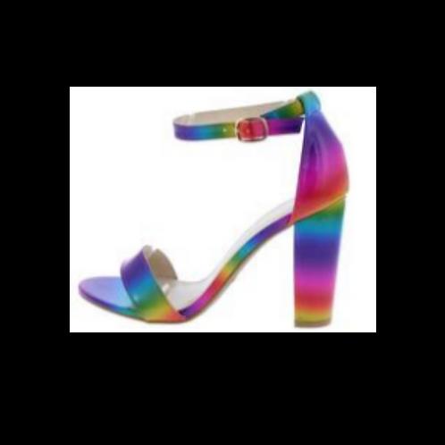 Mania70 Rainbow Heel