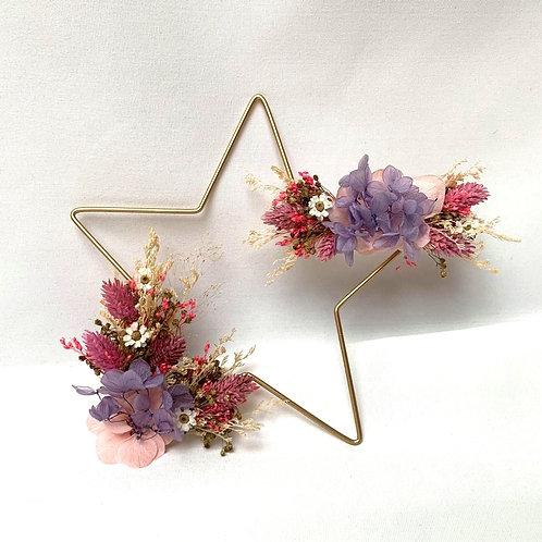 Étoile fleurie