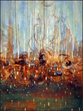 Klimt In Transition left panel