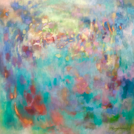 Abstract Impressionism II