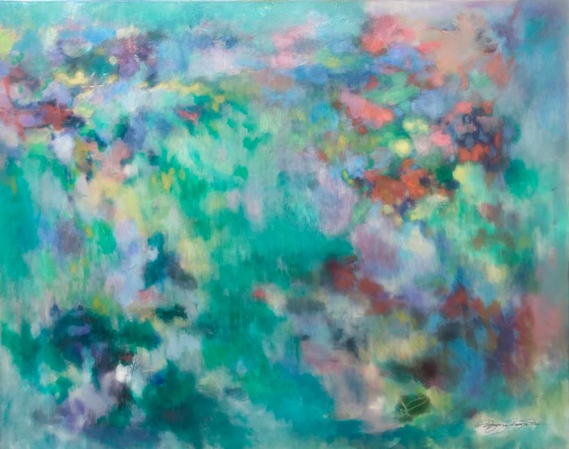 Abstract Impressionism I