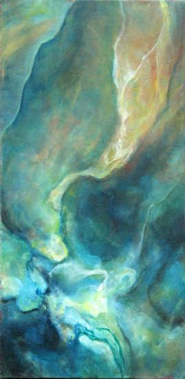 Heaven over earth rt panel