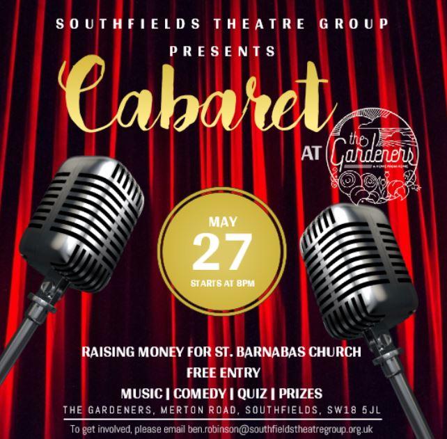 Cabaret STG 2018 - NEW