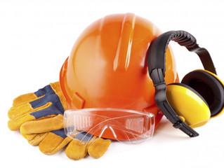 Die ersten Kurse zum Thema  Arbeitssicherheit und Gesundheitsschutz sind aufgeschaltet !