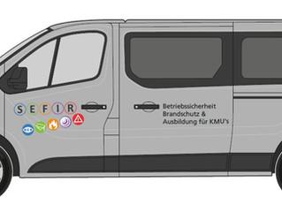 Weiteres neues Fahrzeug in unserer Fahrzeugflotte