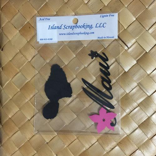 Maui with Island