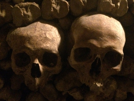 The Catacombs of Paris: A Rotten Slice of French History