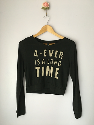 '4-EVER IS A LONG TIME' Short Jumper