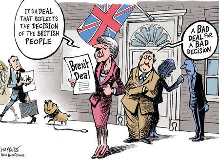 Theresa May's Utterly Ridiculous Brexit Shenanigans!