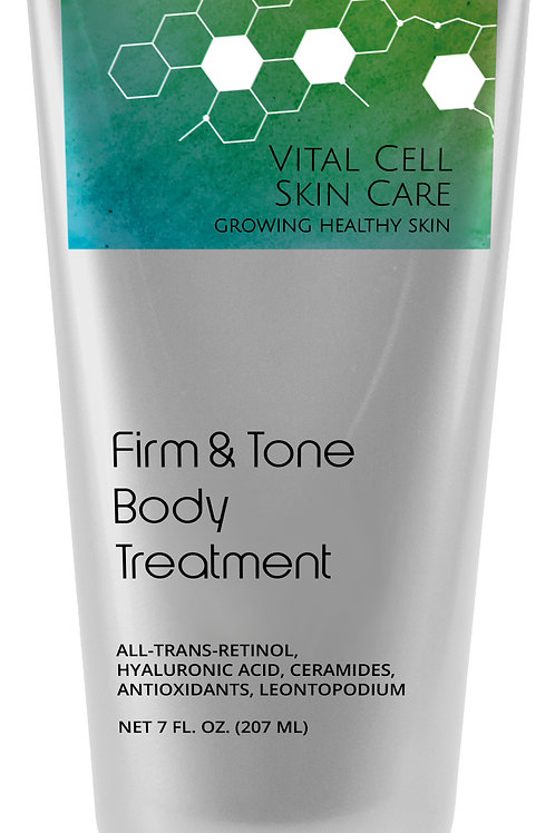 Firm & Tone Body Treatment