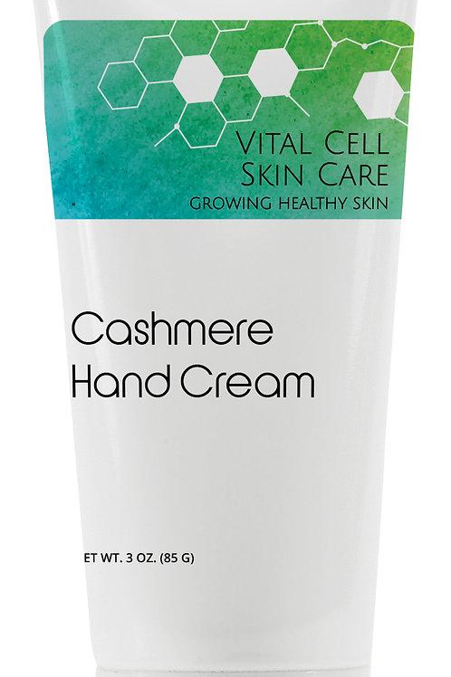 Cashmere Hand Cream