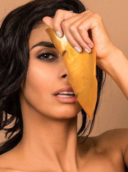 24K Gold Anti Aging Mask Bundle