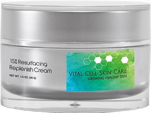 15% Resurfacing Replenish Cream