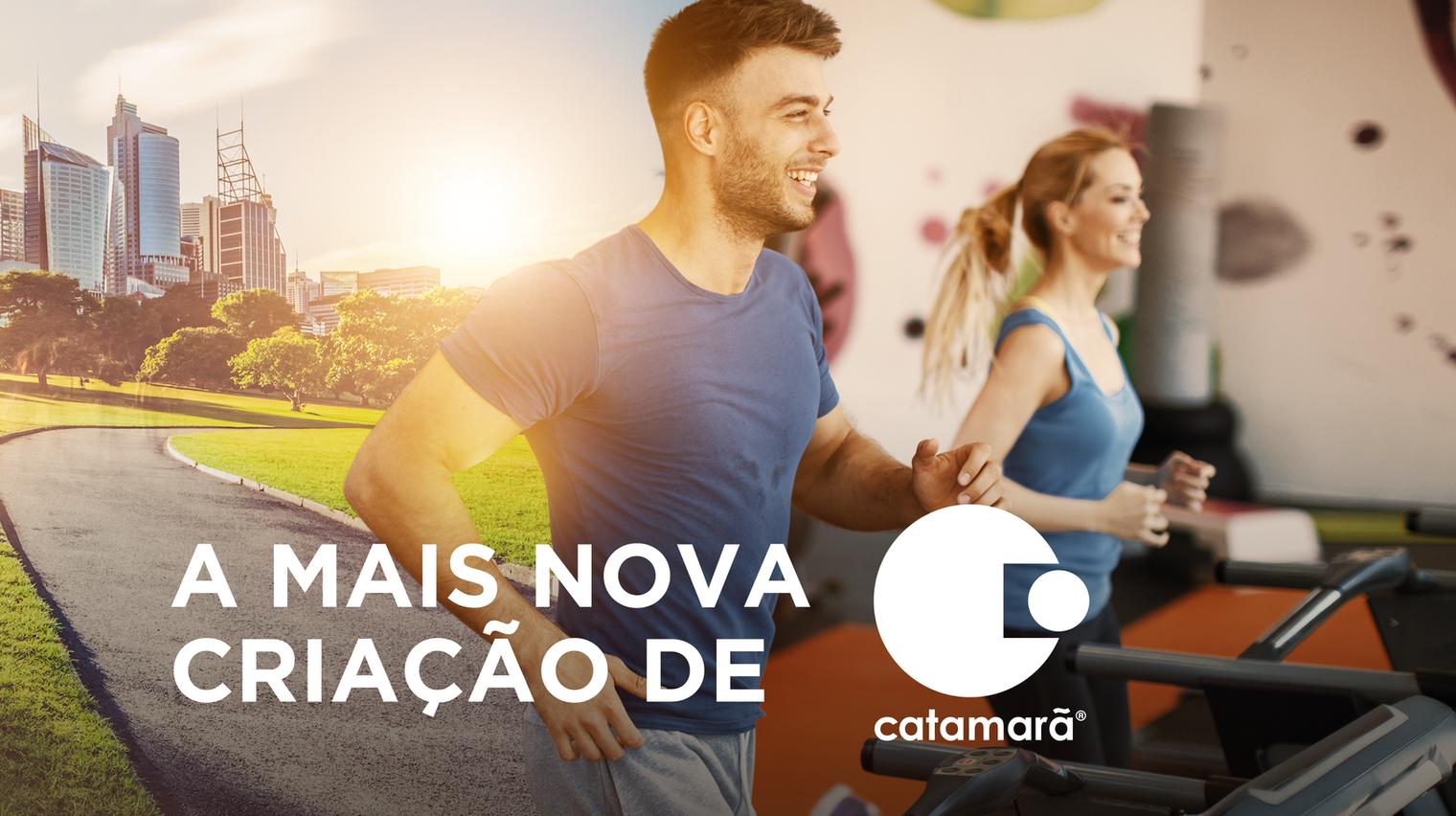 A MAIS NOVA CRIAÇÃO DE CATAMARÃ