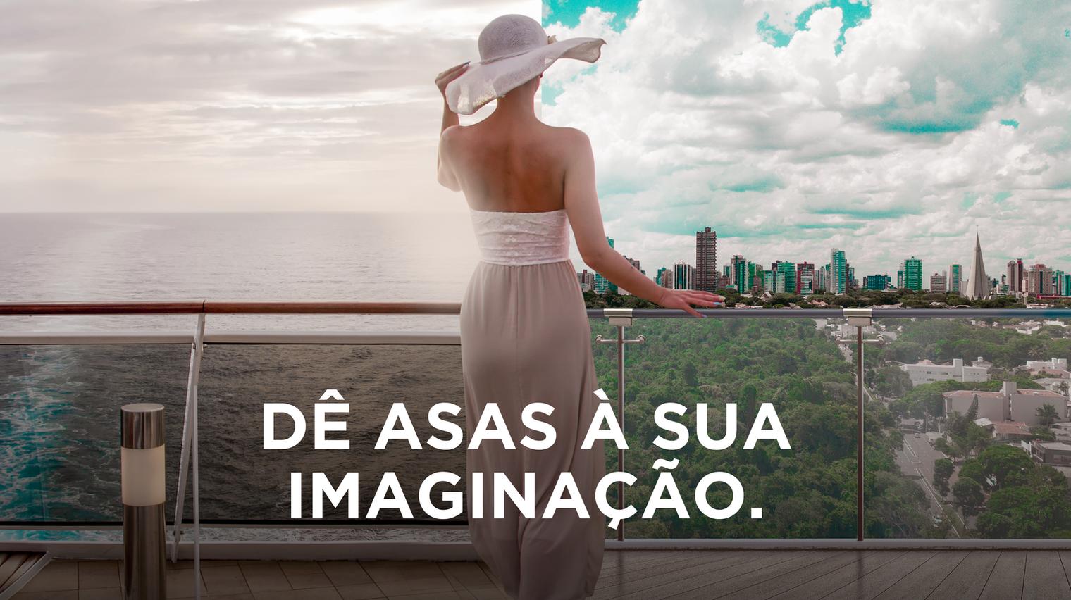 DÊ ASAS À SUA IMAGINAÇÃO
