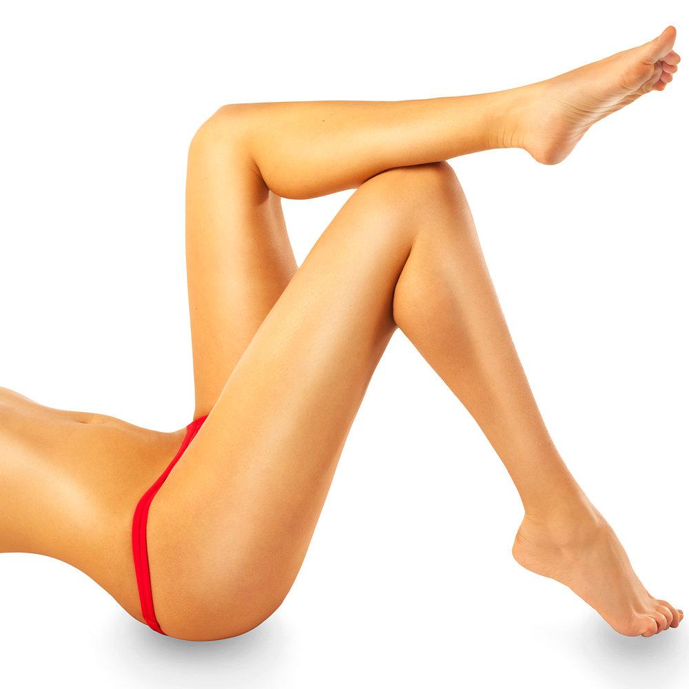 Legs Upper Hard Wax European