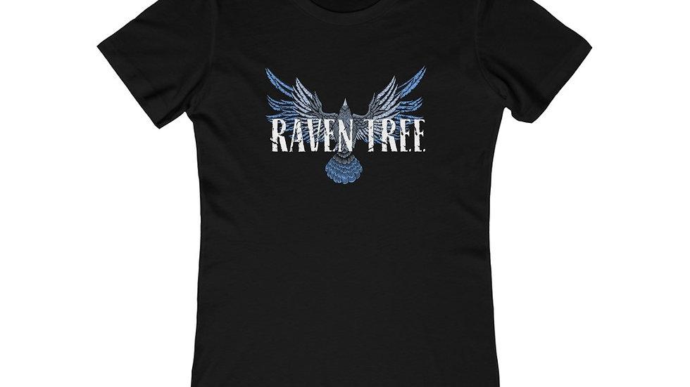 Raven Tree Classic Logo Women's Tee
