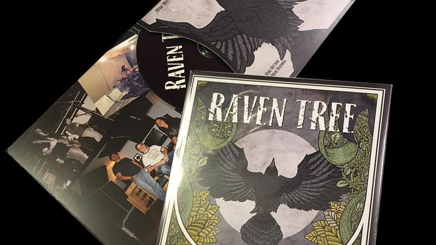 Raven Tree - Debut Album CD