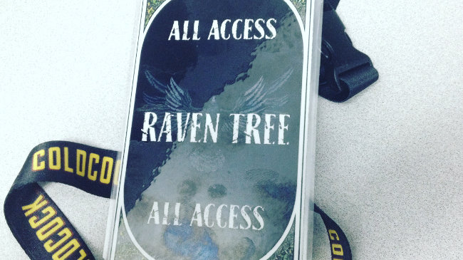 The Raven Tree All Access - VIP Pass