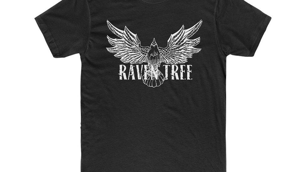 Raven Tree Original Logo Cotton Crew Tee