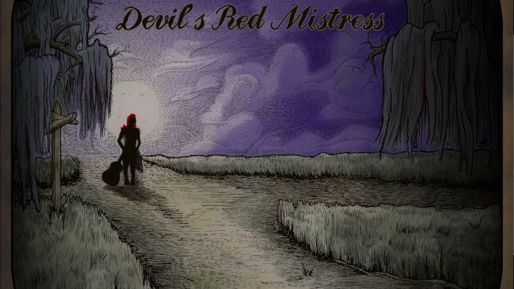 Devil's Red Mistress LP (CD)