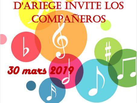 Concert à Montaut