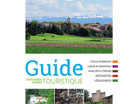 Tourisme : votre nouveau guide touristique !