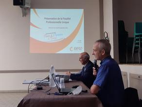 Fiscalité communautaire - 2ème réunion de travail