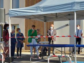 Inauguration de la résidence Pierre Semard