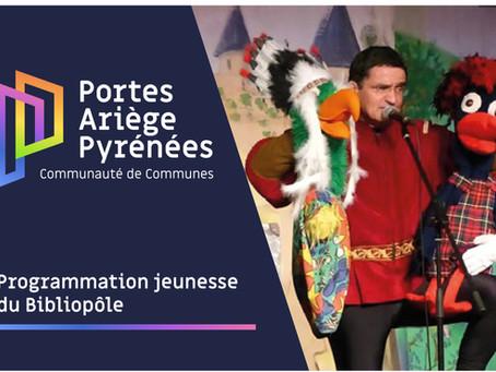 Des spectacles pour les enfants offerts par la CCPAP