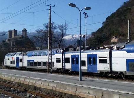Fermeture de la ligne ferroviaire Toulouse - Latour-de-Carol